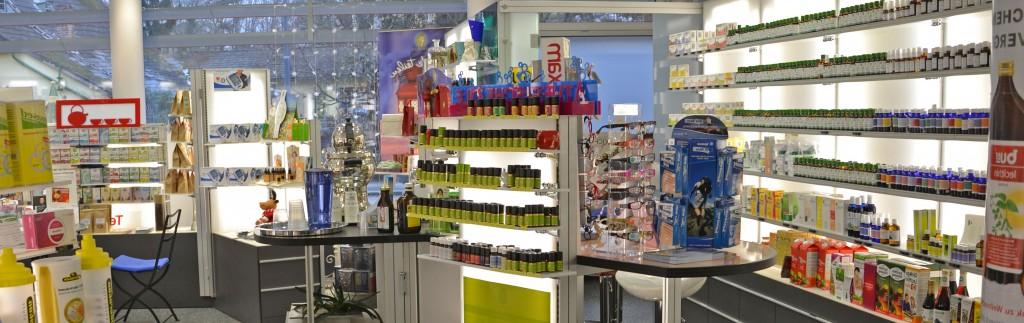 Ätherische Öle, Apotheke Rodaun